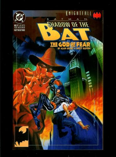 DC, VF // NM Flat Rate Combined Shipping! Batman Shadow Of The Bat # 17