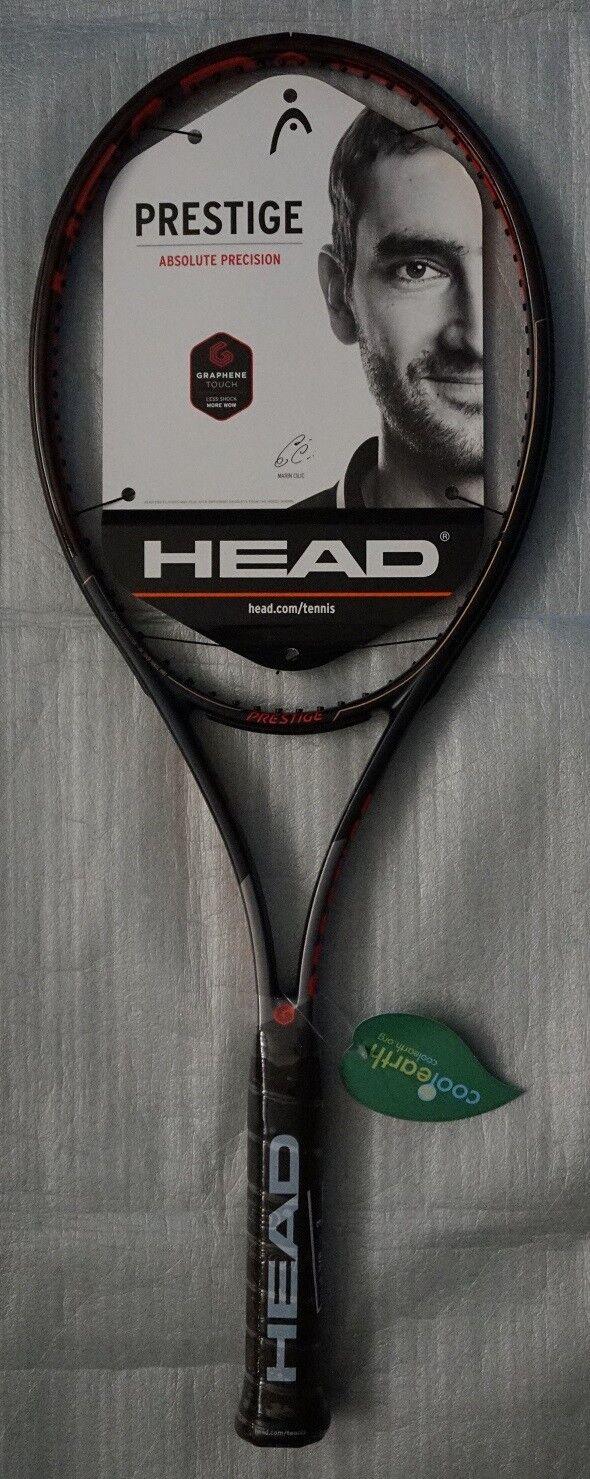 Nueva Raqueta Head Graphene Touch Prestige Mid raqueta 3 8 versión más reciente