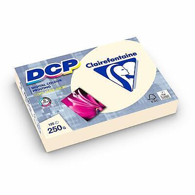 Clairefontaine Evercolor himbeerrot 80g//m² DIN-A4 500 Blatt 100 /% Altpapier