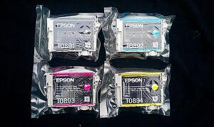 Epson T0895 Original Monkey Ink Cartridges