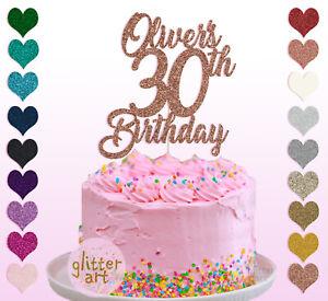 Personalised-Custom-Gliter-Cake-Topper-Name-Age-16-18-21-30-40-50-60-Birthday