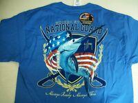Guy Harvey National Guard T-shirt Mthm1787-oblu Ghtees4u