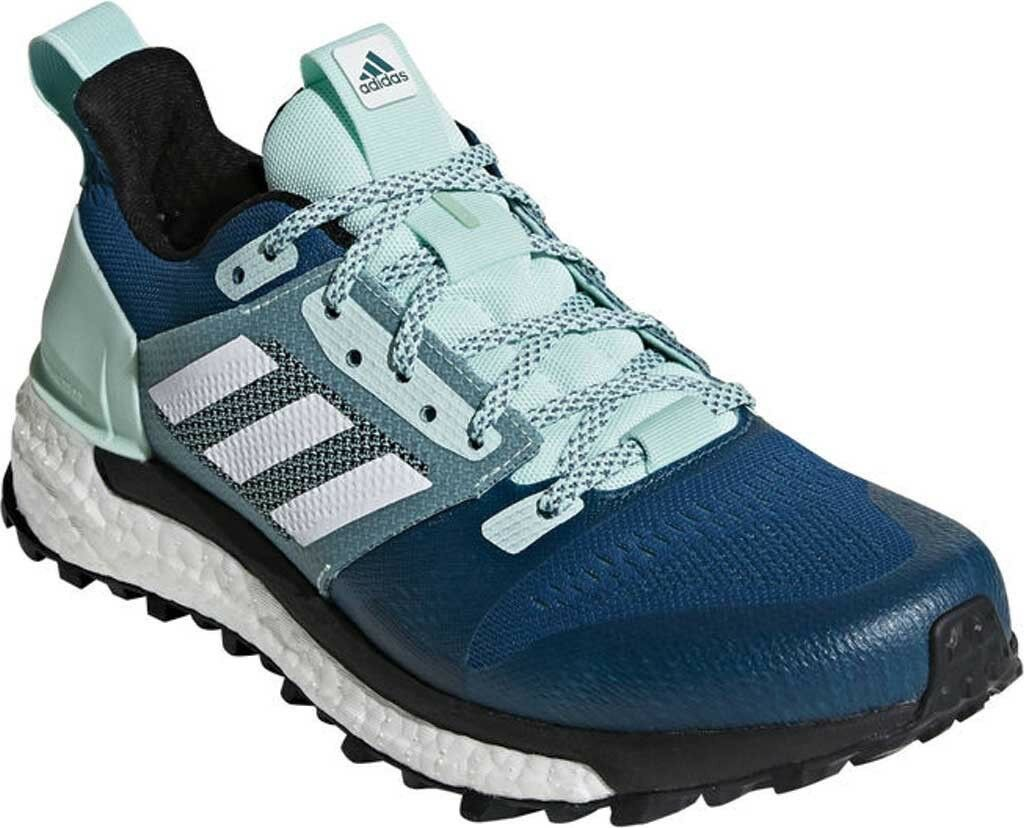 Adidas Adidas Adidas Supernova Trail shoes (Women's) in Real Teal White Clear Mint 599925