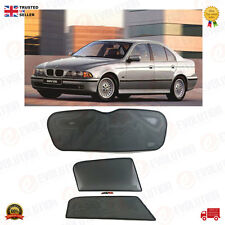 BRAND NEW BMW 520i SUNSHADE SET / SUNVISOR SETS 3 WINDOWS / 3 PCS 1996-2003