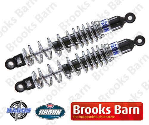 Hagon 2810 Rear Shocks Triumph Bonneville Se 09 13 For Sale Online