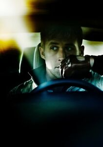 DRIVE-Movie-PHOTO-Print-POSTER-Film-2011-Ryan-Gosling-Textless-Glossy-Art-001