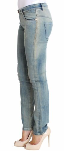Tight 1000004532438 Blue SW29 Wash Katoen Fit Plein Jeans Nwt340 Slim Skinny Sud Stretch WHYI29ED
