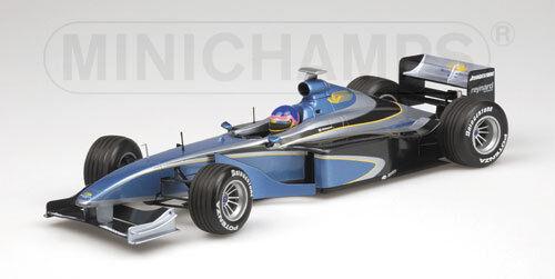 Minichamps 180 990120 bar 01 supertec modèle F1 testcar j. villeneuve 1999 1 18th