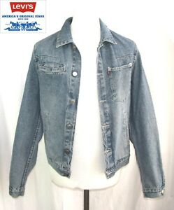 Jean Bleu 32 L En Bon Levi's Coton Veste Etat 4042 Tres 31 W wEIqnBZ