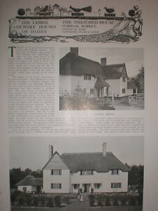 Photo-article-The-Thatched-House-Cobham-Surrey-1925
