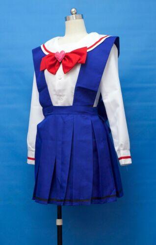 SailorMoon Chibimoon uniform Cosplay Costume Custom Made /<lotahk/>