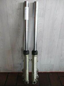 Gabel-Federgabel-Tauchrohr-Paar-fuer-Kawasaki-Z-1000-amp-Z-650