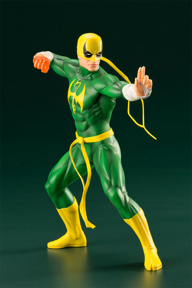The Defenders Series Iron Fist Artfx+ 1/10 PVC Statue KOTOBUKIYA