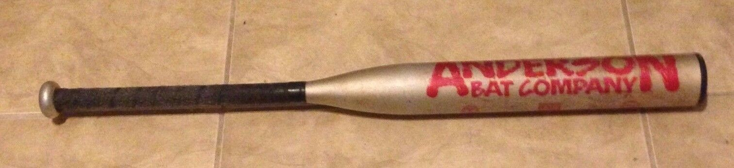 Anderson Bat Company Pyrotech Fast Pitch Baseball 20 DF2K3 28