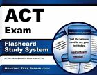 Act Exam Flashcard Study System 9781609710668 Cards