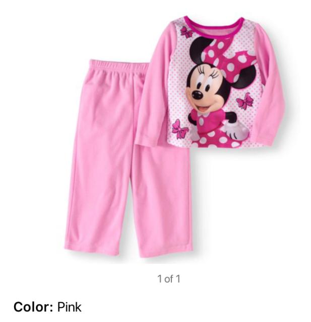 Gymboree Girls Gymmies Super Duper Hula Hooper Pajamas PJs Pink Fox 18-24 M