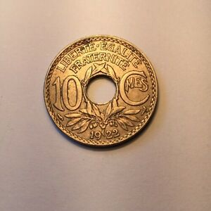 10-Centimes-Lindauer-1922-N1