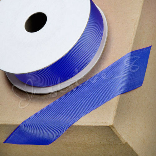 100Yards Solid Color 3//8/'/' 10mm Grosgrain Ribbon Gift Wrap Decoration C39S