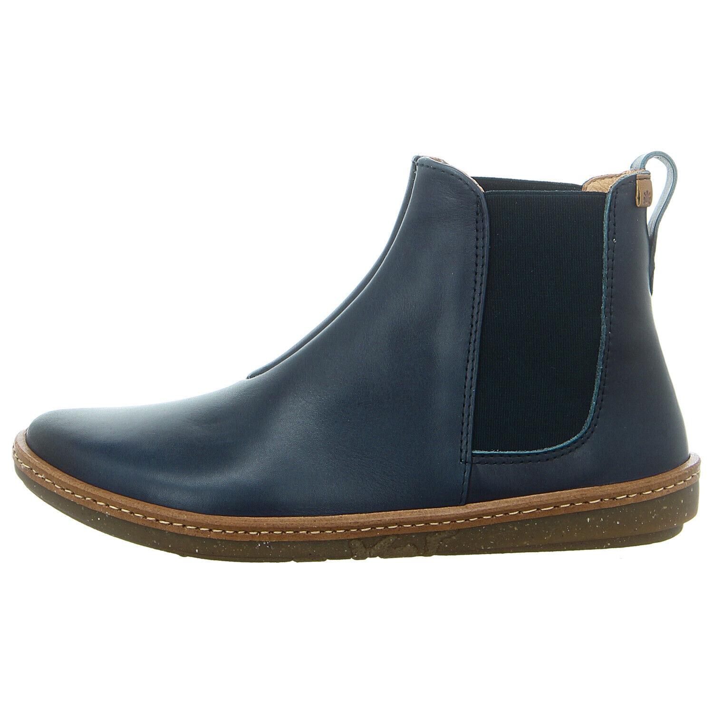 EL NATURALISTA Schuhe Stiefelette Chelsea Stiefel CORAL 5310 ocean (blau) NEU