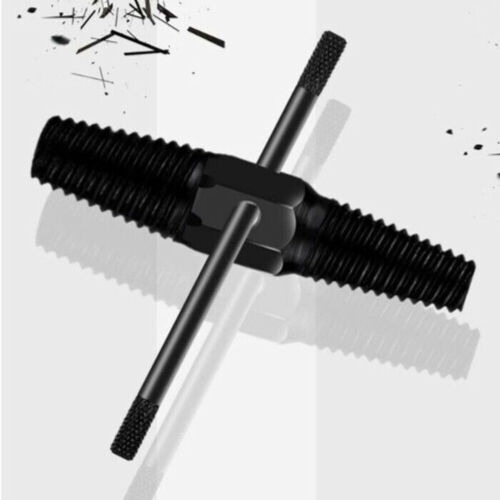 Top Faucet Pipe Valve Broken Rust Damaged Screw Bolt Extractor-Kit 1//2 3//4 Inch