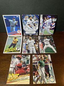 2020-Topps-Update-Derek-Jeter-Captain-Yankees-Card-Nolan-Ryan-Griffey-Jr-MLB-Lot