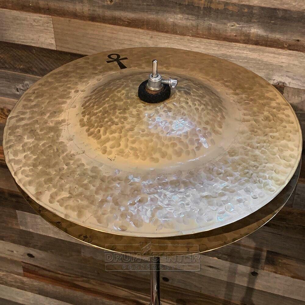 A&F Sabian ANKH Brass Hi Hat Cymbals 14