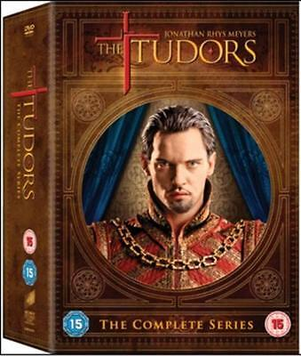 The Tudors: The Complete Series (Box Set) [DVD]