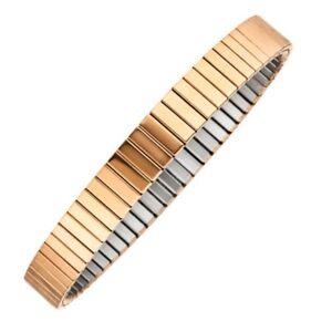 Magnetix-Armband-4620-Flexi-Kupfer-Puristisch-Breite-9mm-Gr-M-XL-Magnetschmuck