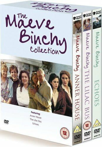 The Maeve Binchy Collection (The Anner House/Echoes/The Lilac Bus.. UK DVD SET