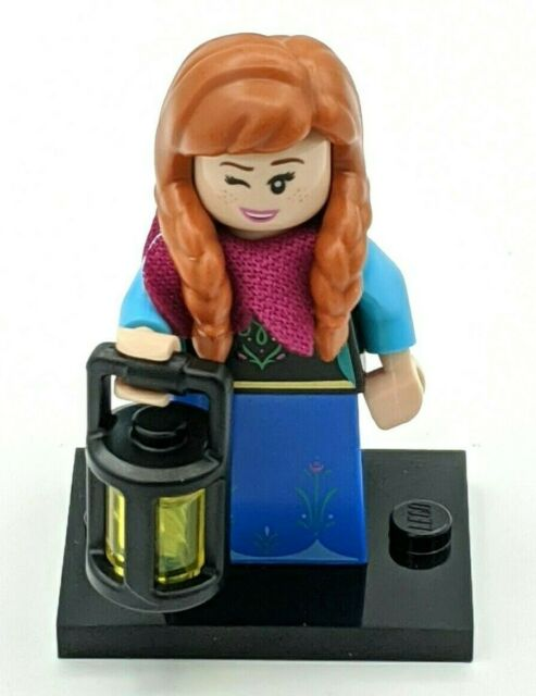 LEGO Minifigure Disney 2 - 71024 Anna Frozen coldis2-10 New