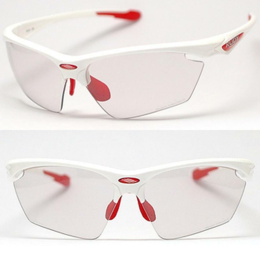 Sunglasses RUDY PROJECT STRATOFLY White Gloss Photoclear lens   affordable