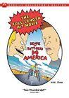 Beavis and Butt Head Do America (10th 0883929311729 DVD Region 1