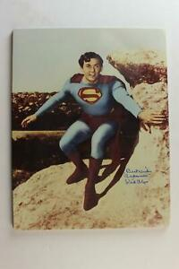 KIRK-ALYN-1910-1999-FIRST-SUPERMAN-AUTOGRAPHED-11-x-14-PHOTOGRAPH