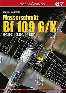 Messerschmitt-Bf-109-G-K-G-1-G-2-G-3-G-4-G-10-K-4-Paperback-by-Noszcz