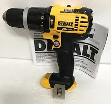 "Dewalt DCD 785 20V 20VOLT Cordless 1/2"" Hammer Drill Drill Driver NEW 2016 Date"