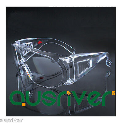Glasses, Goggles & Shields Loyal 3m 1611 Visitor Spectacle Clear Hardcoat Anti-fog Lens Protective Eyewear Safety