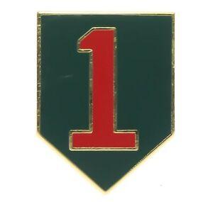 1st Division de Armée Chapeau ou Épinglette H14661d44 YZtru6wV-09154307-799087634