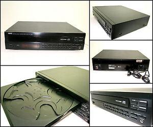 Yamaha cdc 765 natural sound 5 disc cd player ebay for Yamaha cdc 675