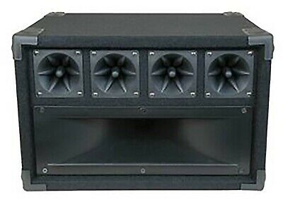 3.2 x 7.4 Horn 70W RMS MCM Audio Select 53-1225 1.35 Compression Horn Tweeter