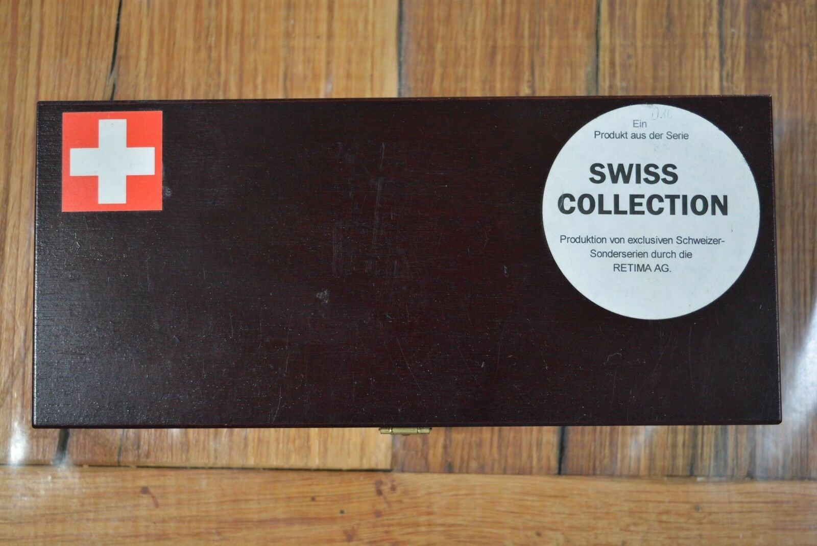Arnold   Retima SBB Rbe 4 4 seetal - version limited edition selten spezial mode