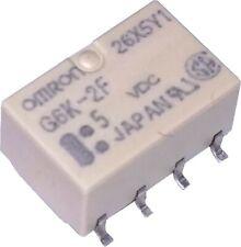50PCS NEW  Relais Takamisawa A5W-K DIP-10 Relay 2x UM 5V Audio Signal C