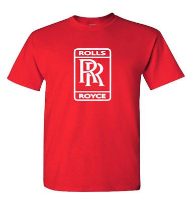 Rolls Royce Dealership Sweatshirt Vintage 1980s Long Sleeve Car Logo Shirt Luxury Branding T-shirt RR Tee