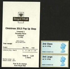 POP UP SHOP 2ND CLASS 2ND CLASS LARGE PAIR Ma13 A3 ANGB13 NOV POST Go LIVERPOOL