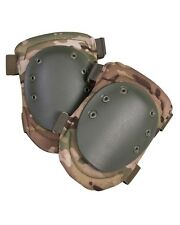 KNEE PADS HARD SHELL IN MULTICAM - ARMY, MILITARY, AIRSOFT,CADETS BY KOMBAT UK