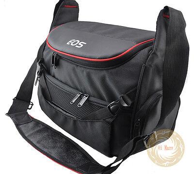Shoulde Camera Bag Case for Canon EOS 650D 60D 600D 6D 7D 5D II III 1D Rebel 70D