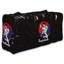 Tang Soo Do Tournament Bag Equipment - TSD Gear - Black