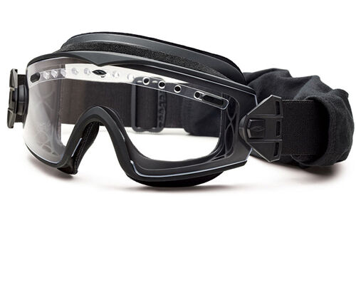 7d4f8be67142d Smith Optics 2015 LoPro Regulator Elite Tactical Goggles Black Frame ...