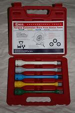 """Genius 5PC 1/2"""" Dr. Torque Extension Bars TO-405EXT"""