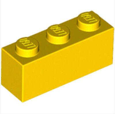 LEGO 1x3 Bricks Red---Lot of 10 362221