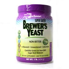 Bluebonnet Brewer's Yeast Powder 1 Pound 16 Oz